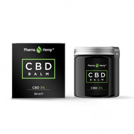 Baume au CBD Pharmahemp 3% - 30ml