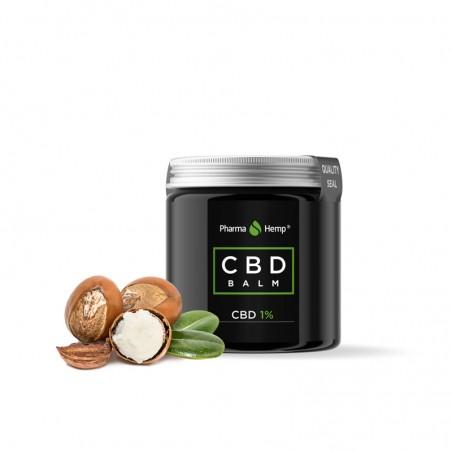 Baume au CBD Pharmahemp 1% - 30ml