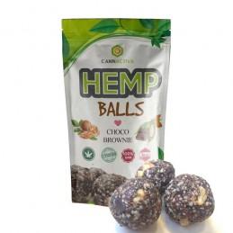 Energy balls au chanvre -...
