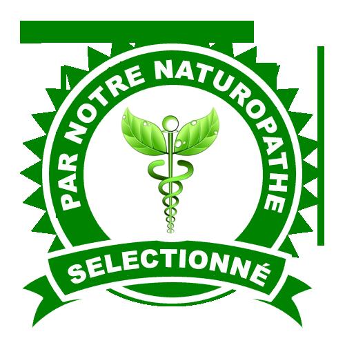 Sélectionné par notre Naturopathe